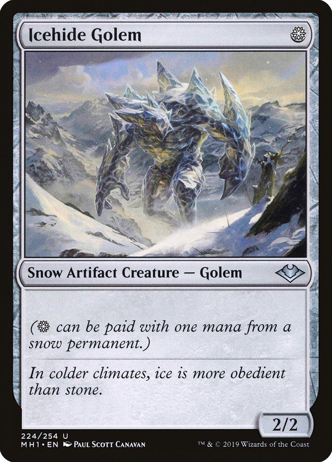 Icehide Golem