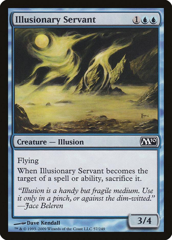 Illusionary Servant