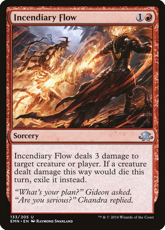 Incendiary Flow