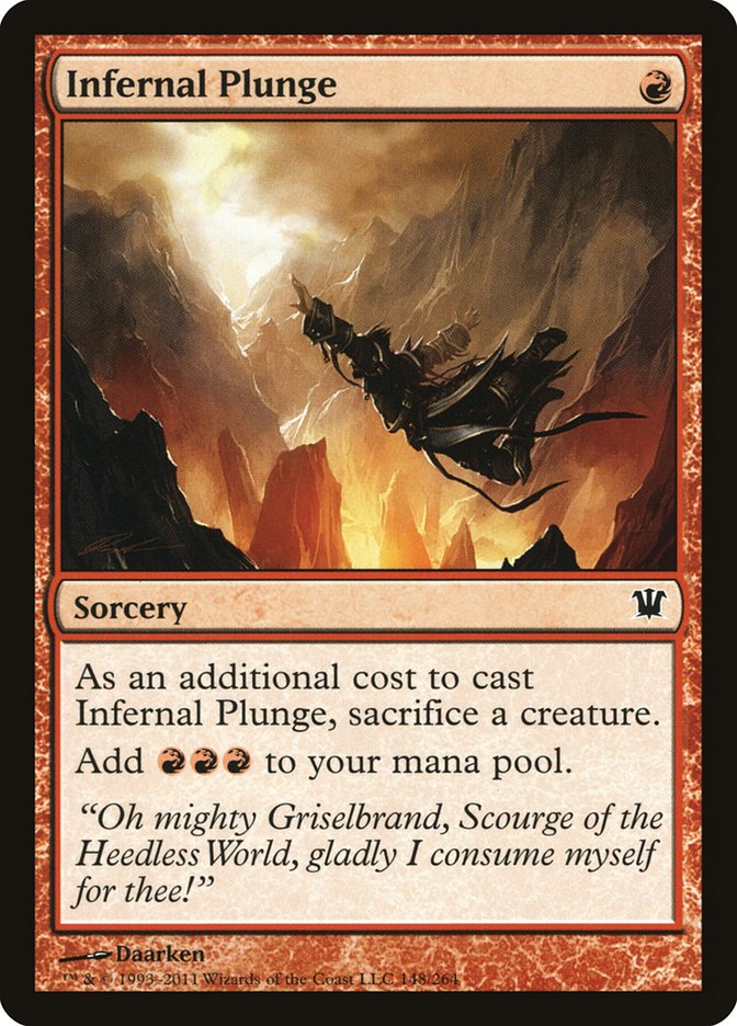 Infernal Plunge
