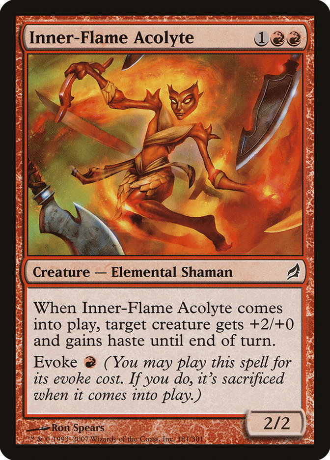 Inner-Flame Acolyte