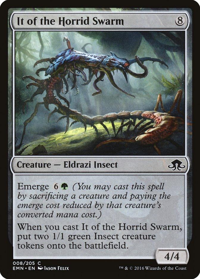 It of the Horrid Swarm