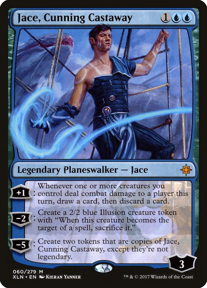 Jace, Cunning Castaway