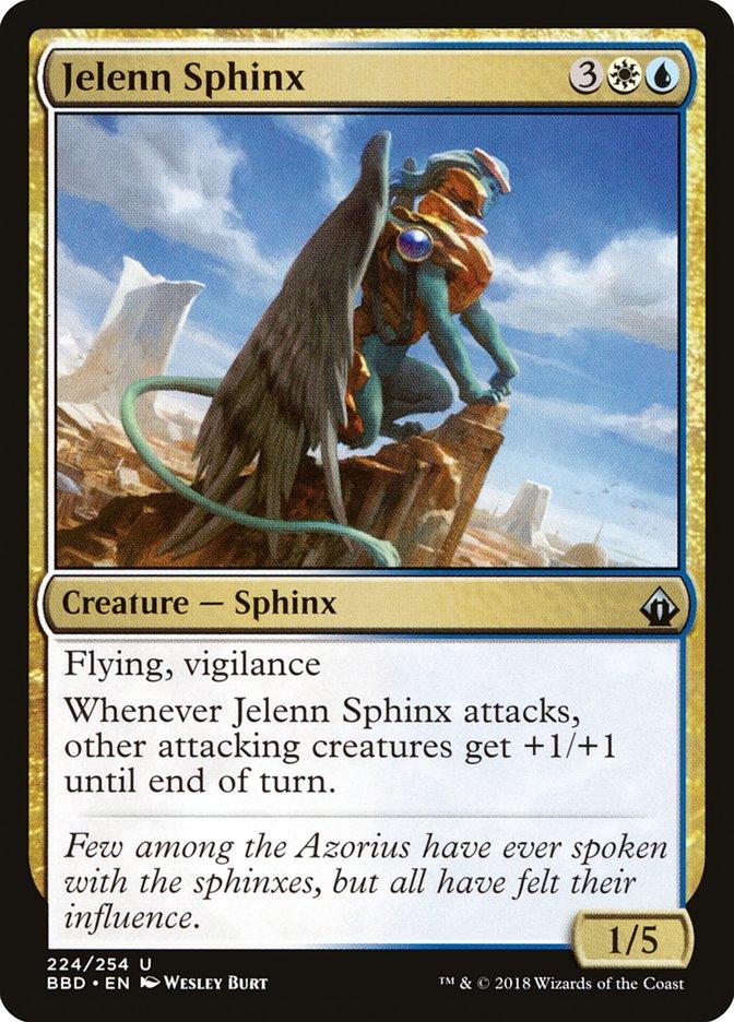 Jelenn Sphinx