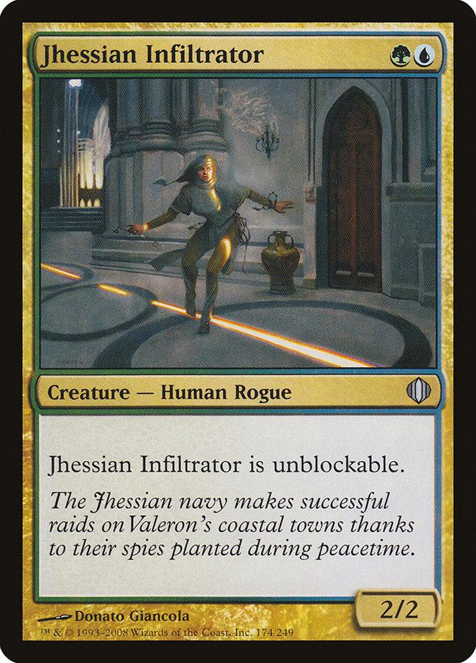 Jhessian Infiltrator