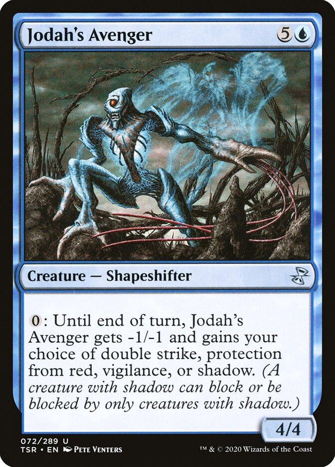 Jodah's Avenger