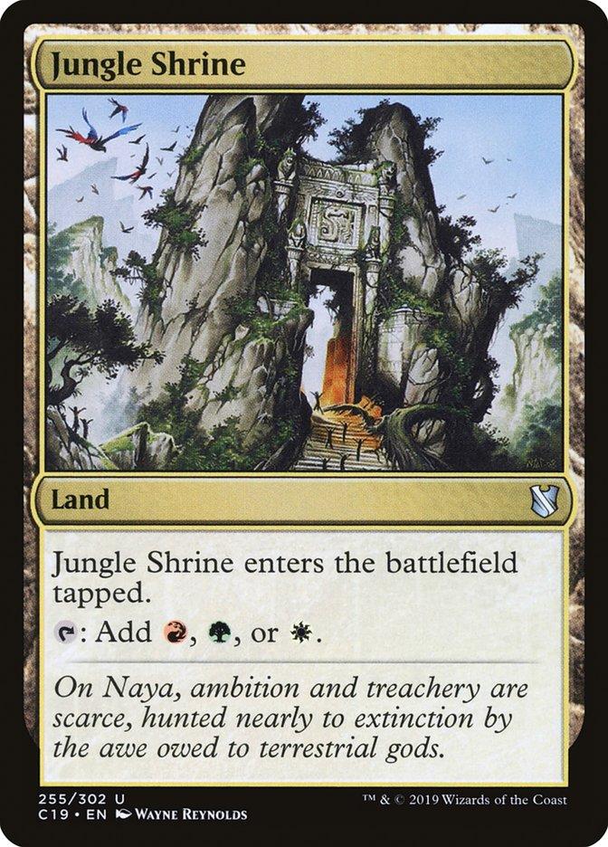 Jungle Shrine