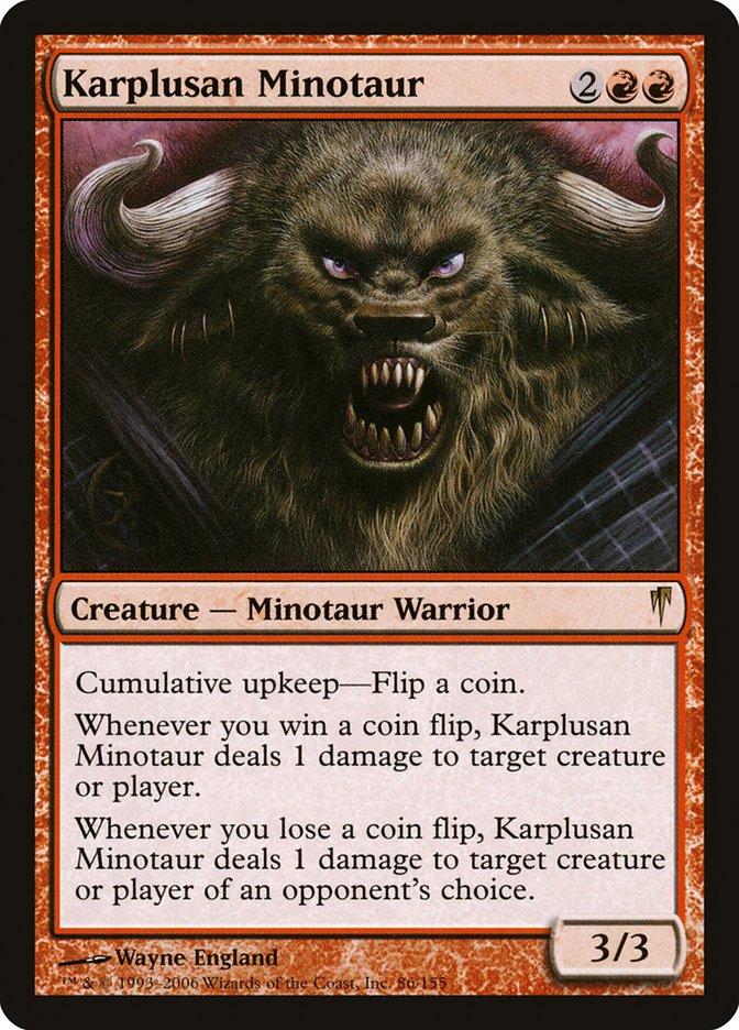 Karplusan Minotaur