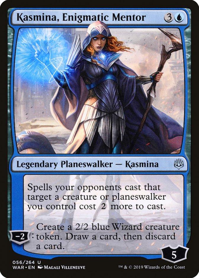 Kasmina, Enigmatic Mentor