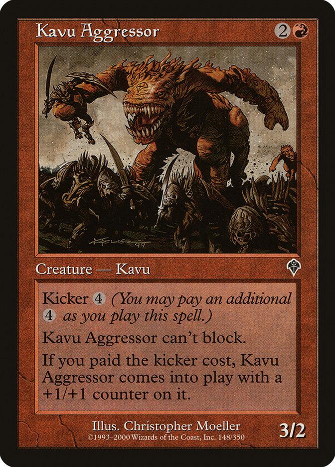 Kavu Aggressor
