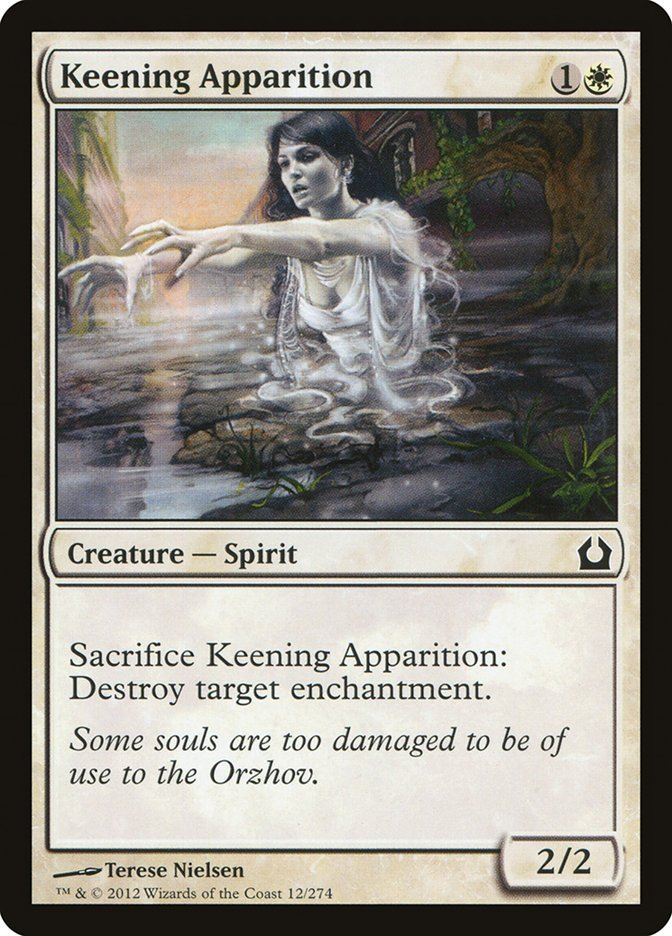 Keening Apparition