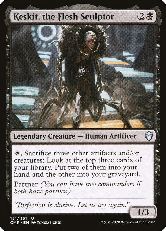 Keskit, the Flesh Sculptor
