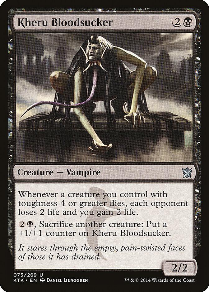 Kheru Bloodsucker