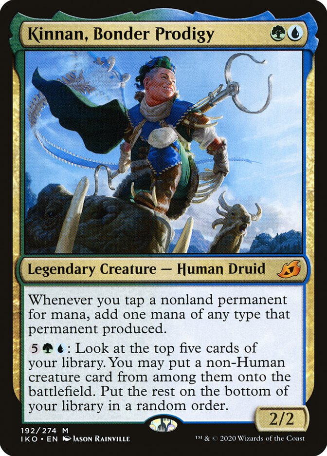 Kinna Edh Commander Deckstats Net Magic The Gathering Decks Edh/commander is a magic:the gathering variant format which emphasises social interactions, interesting games, and creative deckbuilding. deckstats net
