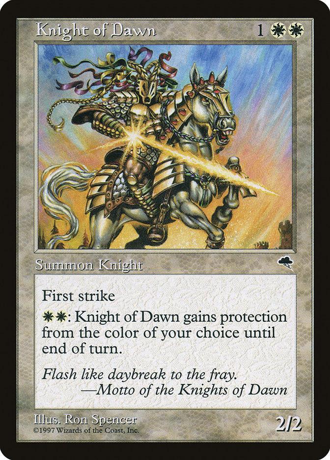 Knight of Dawn