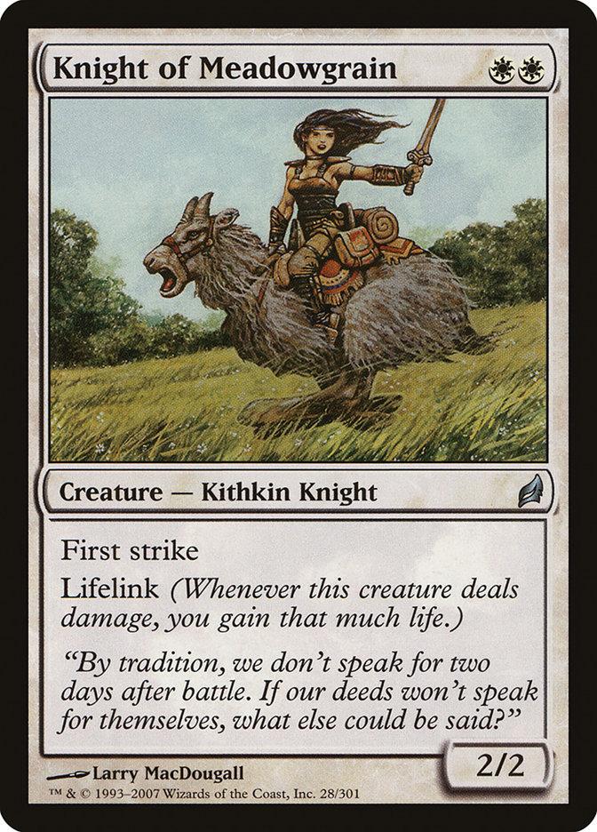 Knight of Meadowgrain