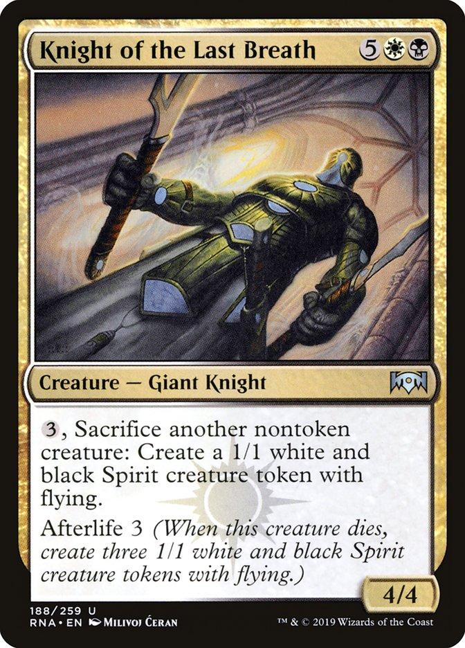 Knight of the Last Breath