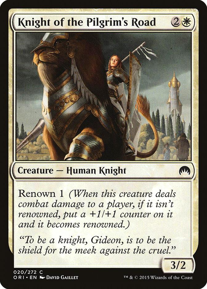 Knight of the Pilgrim's Road