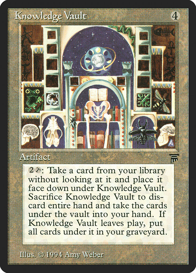 Knowledge Vault