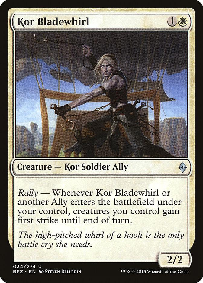 Kor Bladewhirl