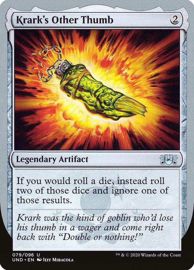 Krark's Other Thumb