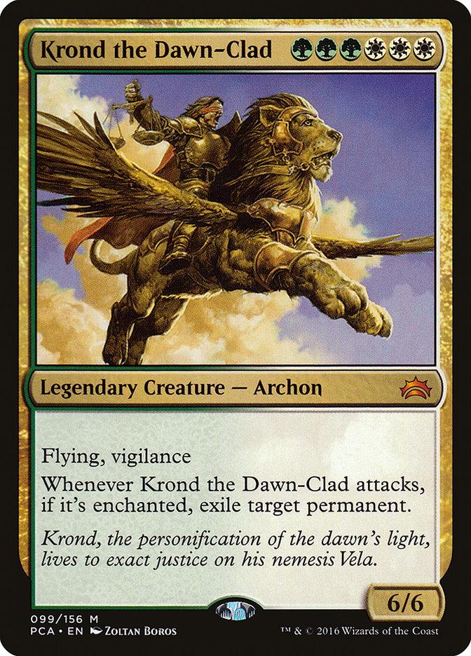 Krond the Dawn-Clad