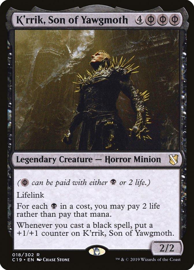 K'rrik, Son of Yawgmoth