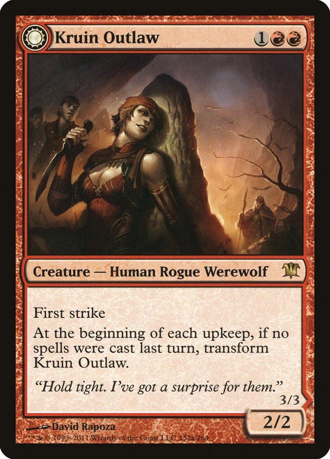 Kruin Outlaw // Terror of Kruin Pass