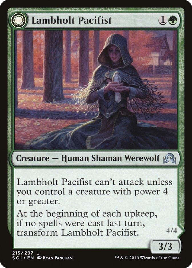 Lambholt Pacifist // Lambholt Butcher