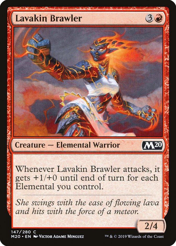Lavakin Brawler