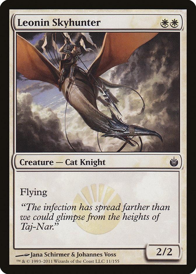 Leonin Skyhunter