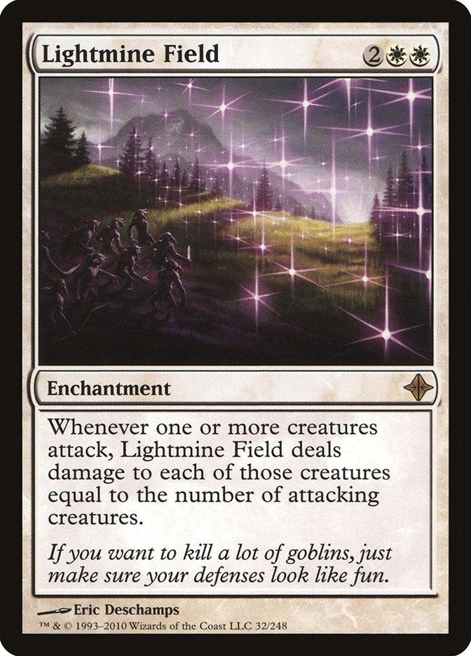 Lightmine Field