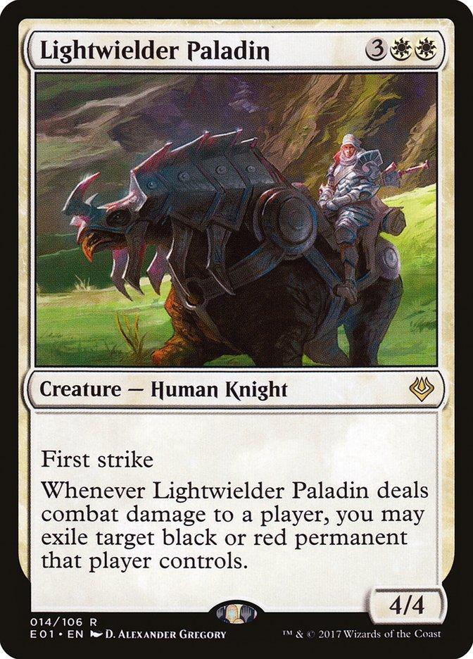 Lightwielder Paladin