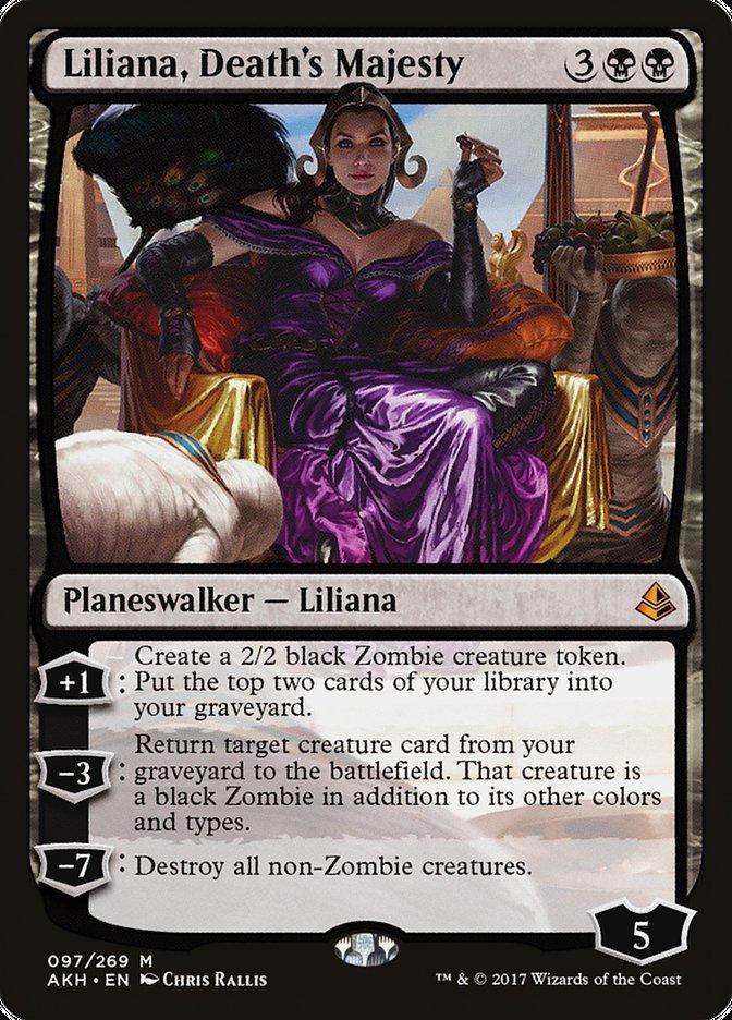 Liliana, Death's Majesty