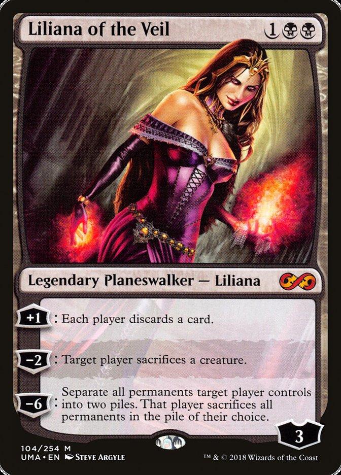 Liliana of the Veil