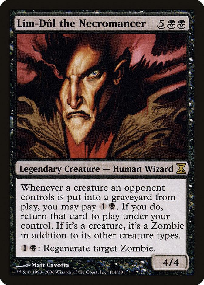 Lim-Dûl the Necromancer