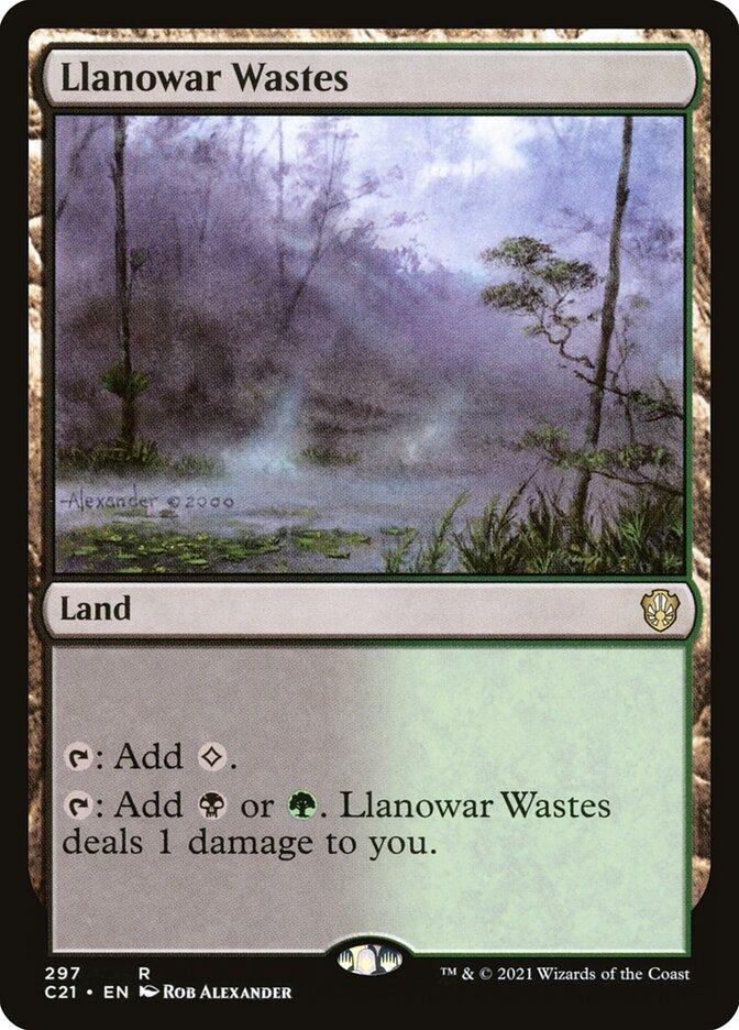 lanowar wastes