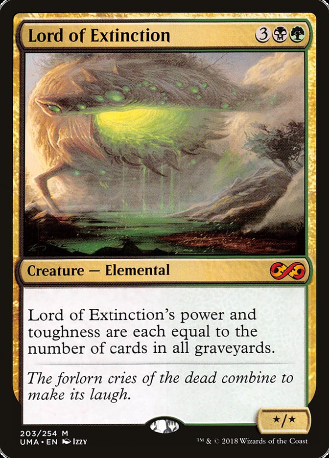 Lord of Extinction