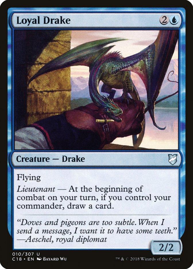 Loyal Drake