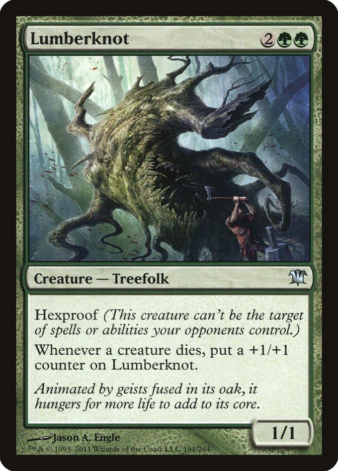 Lumberknot