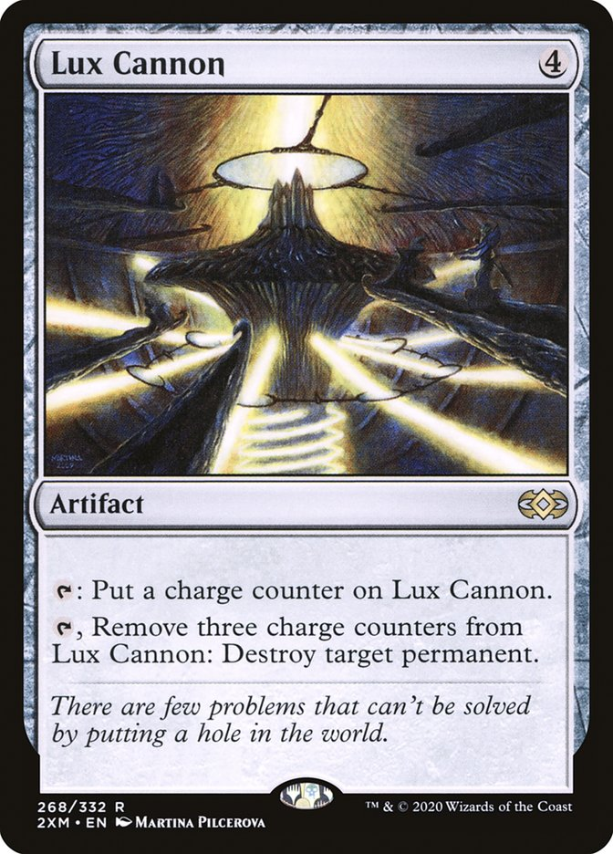 Lux Cannon