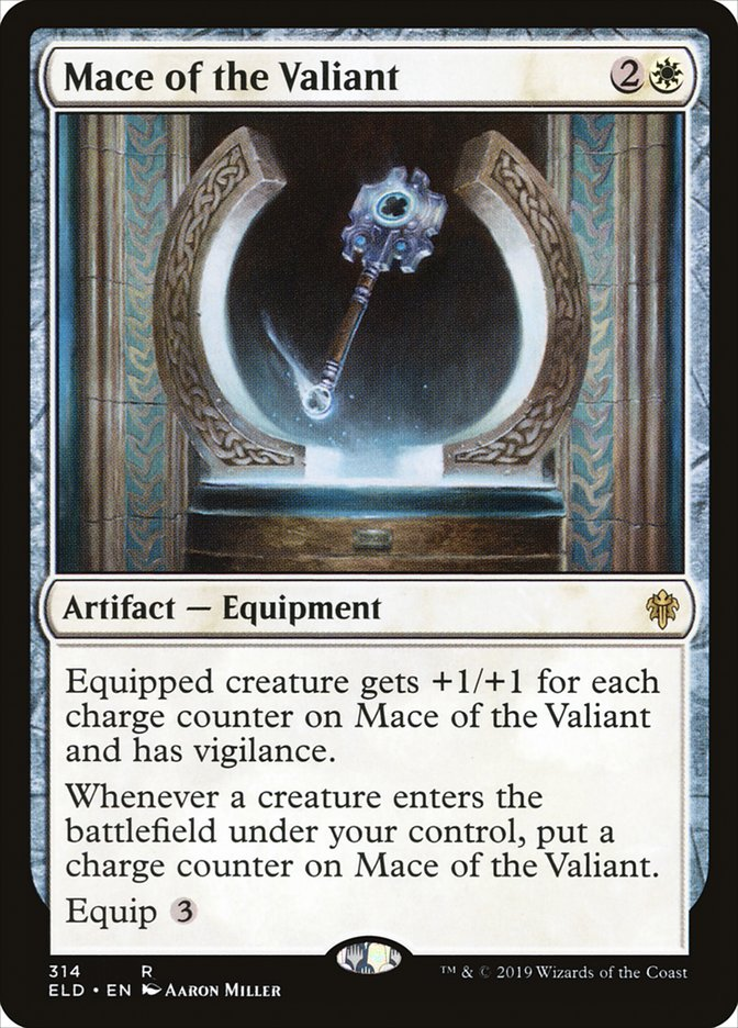 Mace of the Valiant
