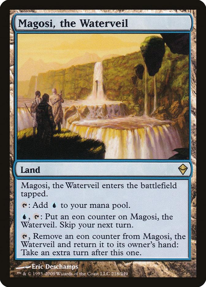 Magosi, the Waterveil