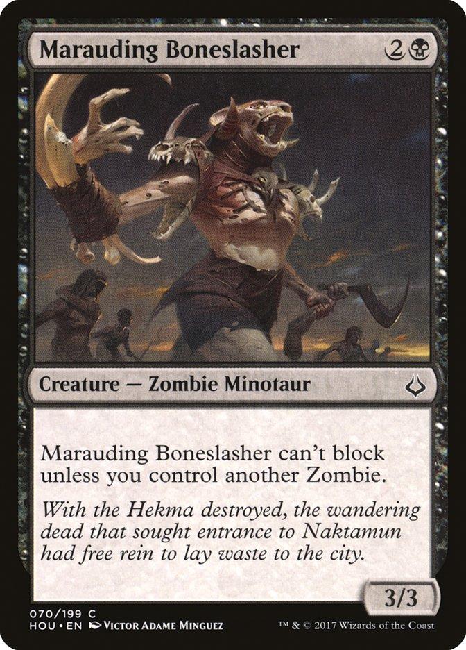 Marauding Boneslasher