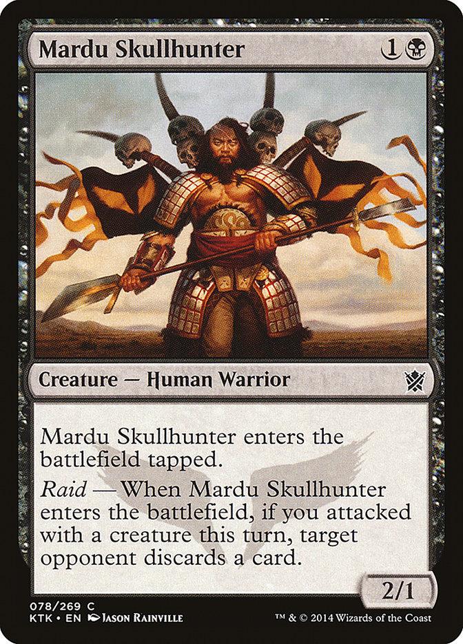 Mardu Skullhunter