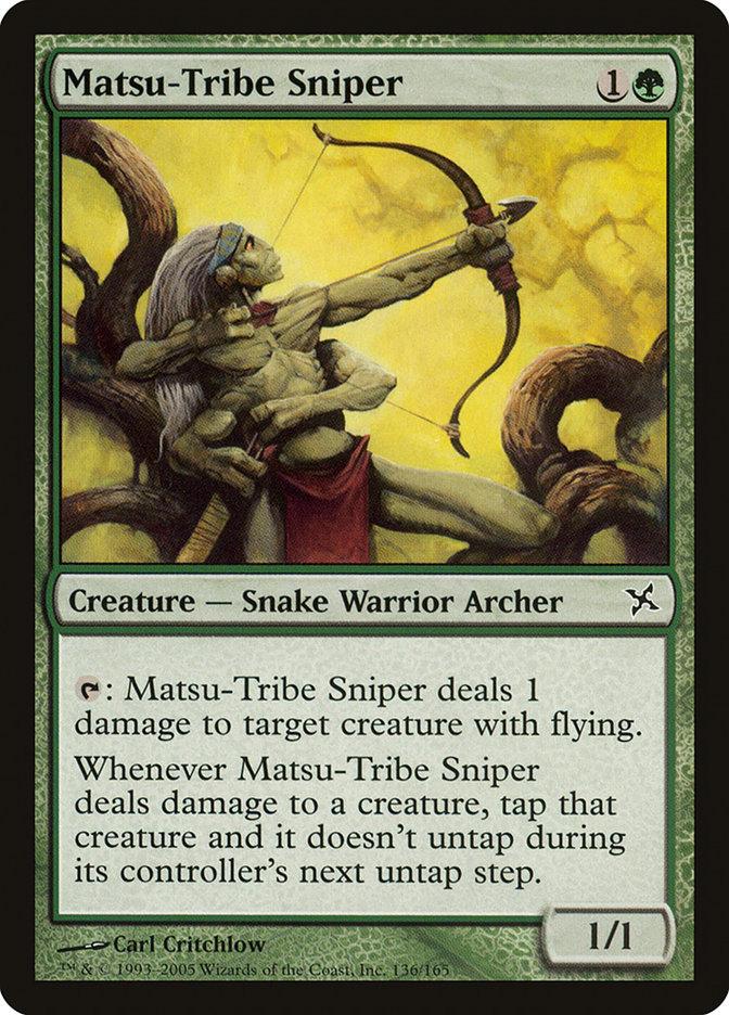 Matsu-Tribe Sniper