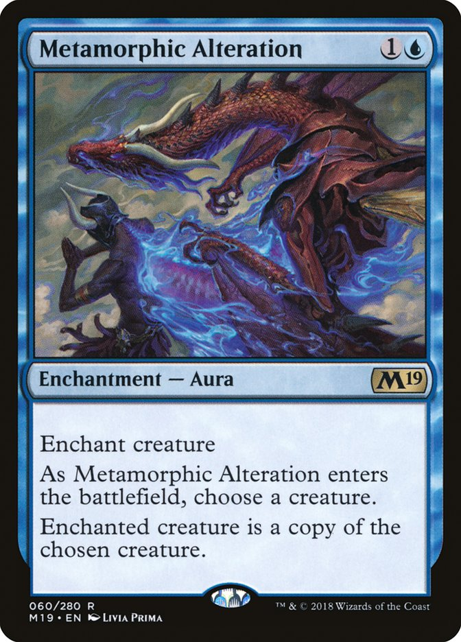 Metamorphic Alteration