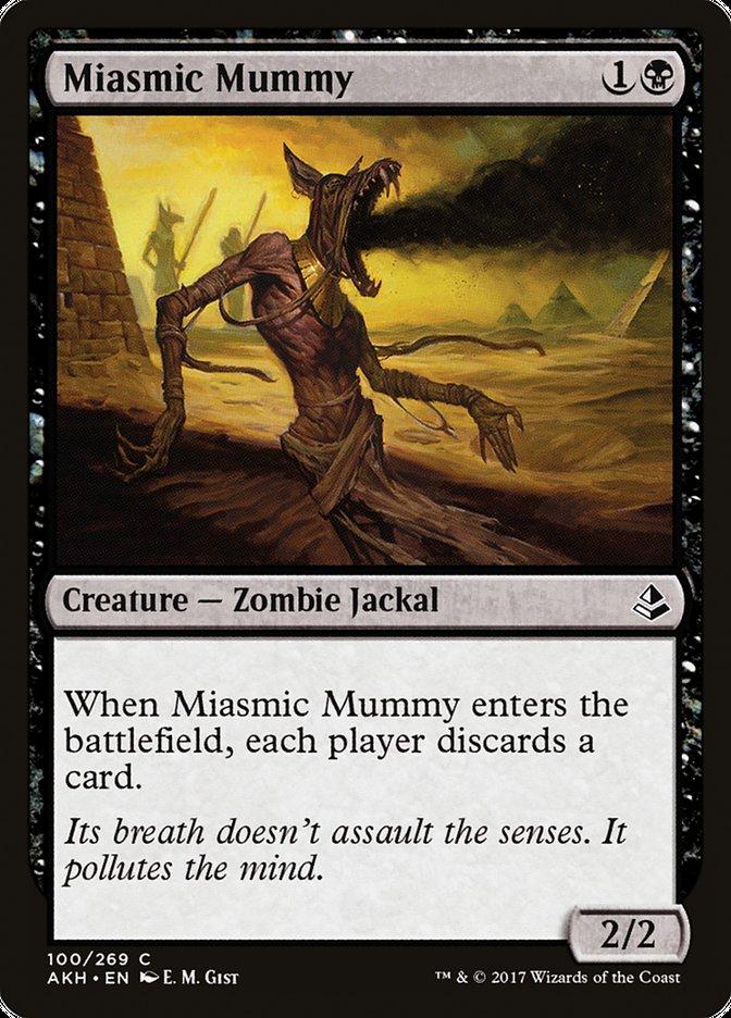 Miasmic Mummy
