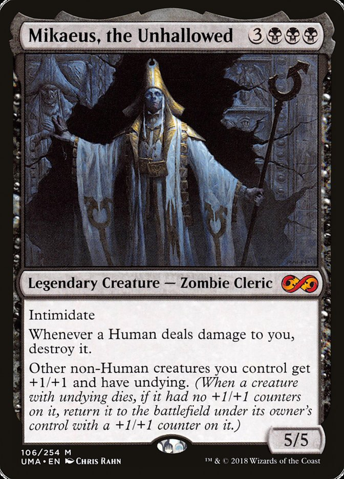 Mikaeus cEDH (EDH / Commander) — deckstats net | Magic: The