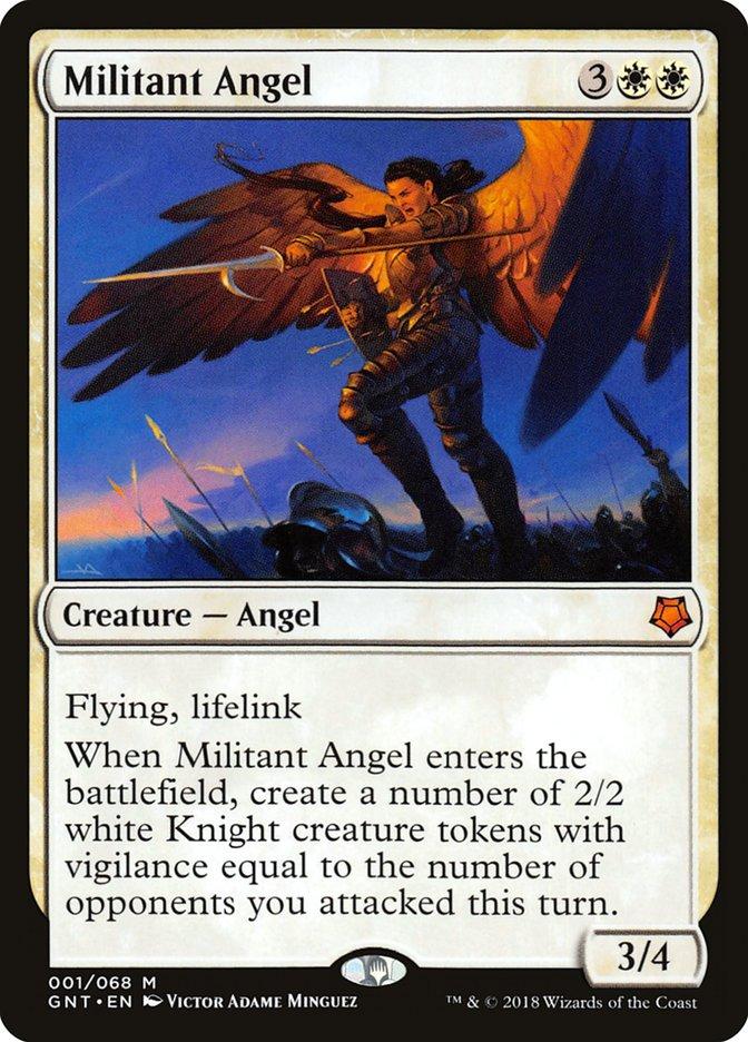Militant Angel